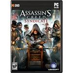 Ficha técnica e caractérísticas do produto Game Assassins Creed: Syndicate - PC