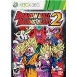 Game Dragon Ball: Raging Blast 2 - X360