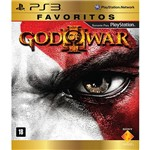 Game God Of War 3 - Favoritos - PS3