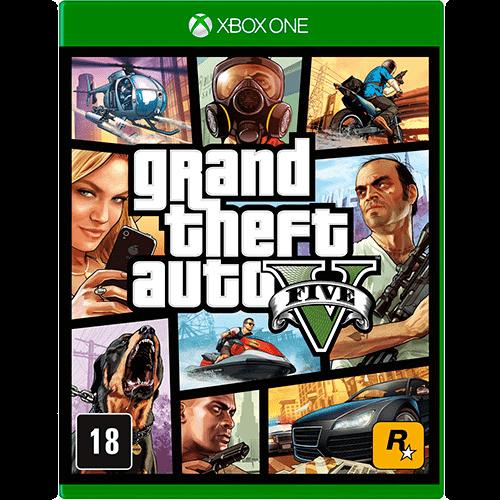 Game Grand Theft Auto V - Xbox One