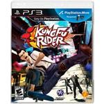 Game Kung Fu Rider - PS3