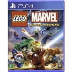 Game LEGO Marvel BR - PS4