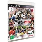 Game Pro Evolution Soccer 2014 - PS3 - Produção Nacional