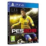 Game Pro Evolution Soccer 2016 - PS4