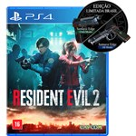 Game Resident Evil 2 Ed. Limitada Br - PS4