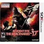 Game Resident Evil: The Mercenaries 3D - 3DS