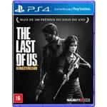 Ficha técnica e caractérísticas do produto Game - The Last Of Us Remasterizado - PS4