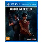 Ficha técnica e caractérísticas do produto Game Uncharted The Lost Legacy Ps4