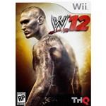 Game WWE 12 - Wii