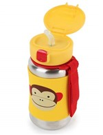 Ficha técnica e caractérísticas do produto Garrafa Skip Hop Zoo Macaco