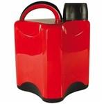Ficha técnica e caractérísticas do produto Garrafão Térmico Alladin 5 Litros Vermelho - VERMELHO