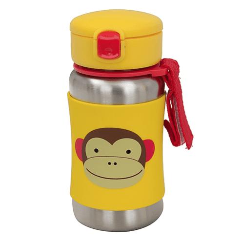 Ficha técnica e caractérísticas do produto Garrafinha Inox Zoo Macaco Skip*hop