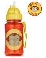 Ficha técnica e caractérísticas do produto Garrafinha Zoo Macaco 350ml - Skip Hop