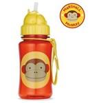 Ficha técnica e caractérísticas do produto Garrafinha Zoo Macaco - 350ml