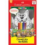 Gatinho Divertido Creativity For Kids Faber-Castell