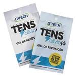 Ficha técnica e caractérísticas do produto Gel Tens de Reposição G-Tech Alívio já Accumed para Aparelho Eletroestimulador