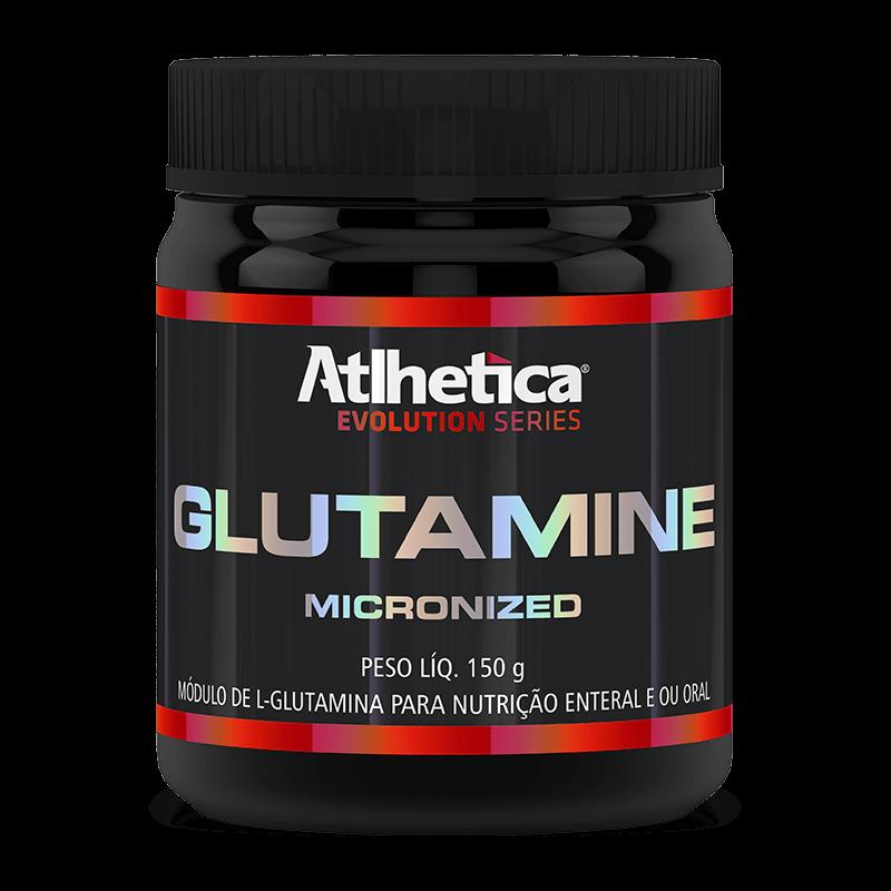 Ficha técnica e caractérísticas do produto Glutamina Micronized (150g) Atlhetica Nutrition