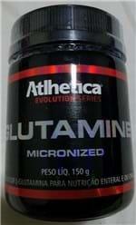Ficha técnica e caractérísticas do produto Glutamine 150G - Atlhetica Nutrition