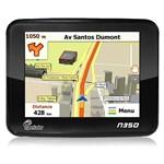 "GPS Automotivo Apontador N350 - Tela 3,5"" Touchscreeen"