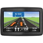 """GPS Tom Tom Via 1500 Tela 5"""" - Função TTS (fala o Nome das Ruas), Atualizações Diárias, Guia de Faixa e Rotas Inteligentes"""