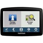 """GPS TomTom XL 335 Tela 4.3"""" - Função TTS (fala o Nome das Ruas), Alerta de Velocidade e IQ Routes (fornece Horario de Chegada no Destino)"""