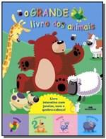 Ficha técnica e caractérísticas do produto Grande Livro dos Animais, o - Melhoramentos