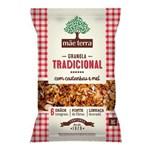 Ficha técnica e caractérísticas do produto Granola Tradicional com Mel e Castanhas Mãe Terra 1kg