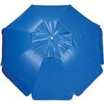 Ficha técnica e caractérísticas do produto Guarda Sol 1,80 M Azul Mor