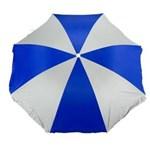 Ficha técnica e caractérísticas do produto Guarda Sol 1,80m Azul - Mor