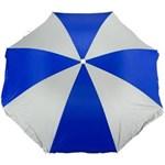 Ficha técnica e caractérísticas do produto Guarda-Sol Azul Ø 1,80 - Mor