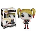 Ficha técnica e caractérísticas do produto Harley Quinn - Batman Arkham Knight Funko Pop Heroes