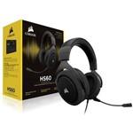 Headset Gamer Corsair Hs60 Virtual 7.1 Surround Carbon