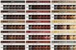 Ficha técnica e caractérísticas do produto Henna Pó Castanho 50g - Surya