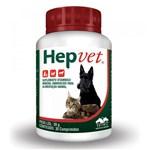 Ficha técnica e caractérísticas do produto Hepvet - 30 Comprimidos - Vetnil