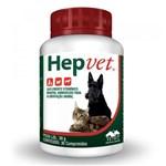 Ficha técnica e caractérísticas do produto Hepvet 30 Comprimidos - Vetnil -