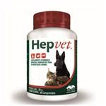 Ficha técnica e caractérísticas do produto Hepvet 30 Comprimidos - Vetnil