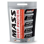 Hipercalórico MASS BEEF PROTEIN ADVANCED SERIES - New Millen - 1,5kg