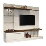 """Home para TVs de Até 60"""" Allure - Off White / Deck"""