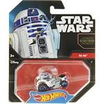 Ficha técnica e caractérísticas do produto Hot Wheels - Star Wars Carros 1:64 - R2-D2