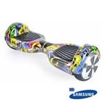 Ficha técnica e caractérísticas do produto Hoverboard Scooter Smart Balance 6,5 Urban Bateria Samsung Mymax
