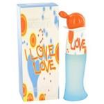 Ficha técnica e caractérísticas do produto I Love Love Eau de Toilette Spray Perfume Feminino 30 ML-Moschino