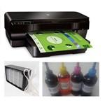 Ficha técnica e caractérísticas do produto Impressora Hp Officejet 7110 Wide (a3) com Bulk Instalado