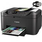 Ficha técnica e caractérísticas do produto Impressora Multifuncional Canon Maxify MB2110 Jato de Tinta Colorida Wireless 110V