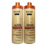 Ficha técnica e caractérísticas do produto Inoar Kit Pós Escova Oxyfree Shampoo e Condicionador 1L