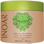 Inoar Máscara Macadâmia Oil Premium - 500ml