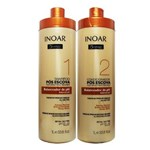 Ficha técnica e caractérísticas do produto Inoar Oxyfree Kit Shampoo e Condicionador Pós Escova 1L