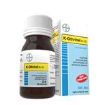Ficha técnica e caractérísticas do produto Inseticida Bayer K-Othrine SC 25 30ml