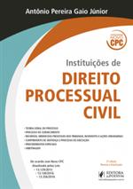 Ficha técnica e caractérísticas do produto Instituições de Direito Processual Civil (2017)
