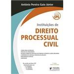 Ficha técnica e caractérísticas do produto Instituicoes de Direito Processual Civil - Juspodivm