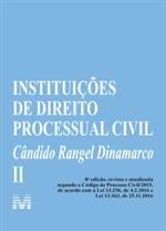Ficha técnica e caractérísticas do produto Instituições de Direito Processual Civil Vol. II (2019)